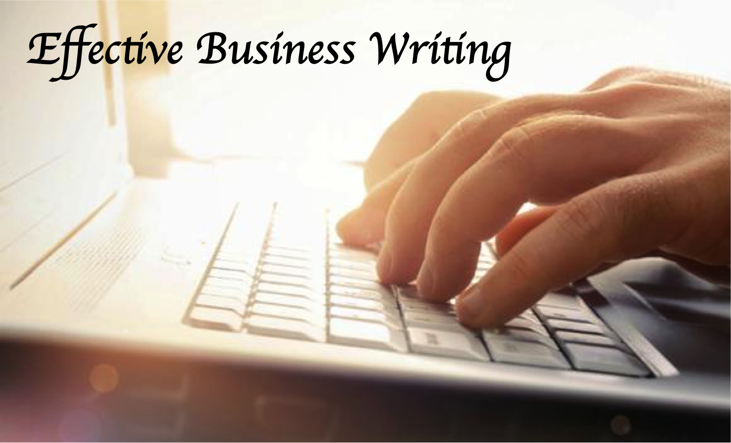 Writing businesses
