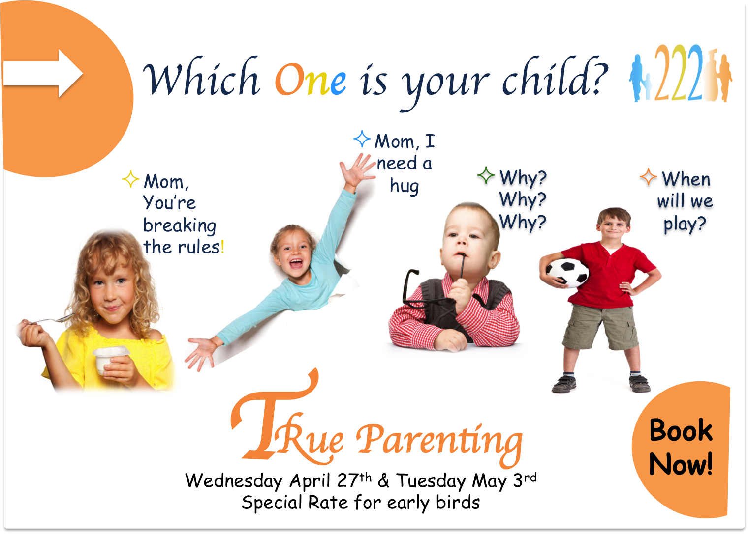 True Parenting Flyer April 2016